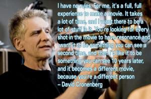 ... Director Quotes - David Cronenberg - Movie Director Quotes #cronenberg
