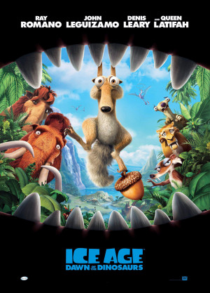 Ice Age - 3: Dawn of the Dinosaurs (2009)