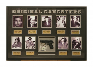 Al Capone Gangster Quotes Original gangsters in custom