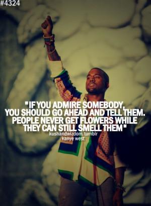 Kanye West Quote - KushAndWizdom™