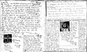 Anne Frank • über 70 Jahre ist ihr Tagebuch