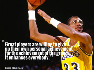 10 of My Favorite NBA Quotes