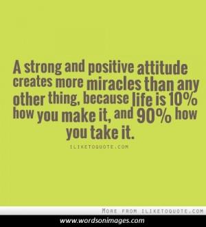 Funny Positive Attitude Quotes