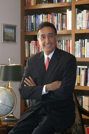 ... have great faith that the technology will beat it. --Henry Cisneros