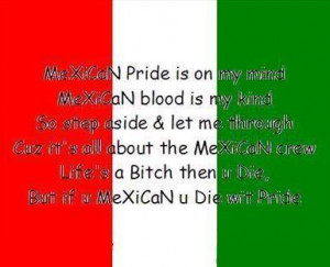 PROUD MEXICAN Picture
