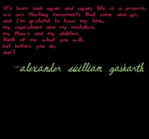 Alex Gaskarth Quote photo alexquote.jpg