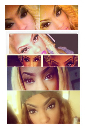 ... way to FILL IN your eyebrows for your brow type after the jump