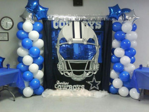 Dallas Cowboy bday party: Decoration, Wedding, Parties Ideas, Cool ...
