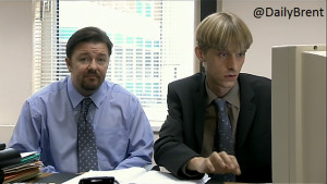 The Office David Brent Quotes