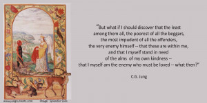 Carl Jung Quotes On Personality Carl jung on self-acceptance