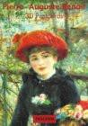 Pierre Auguste Renoir Postcard Book