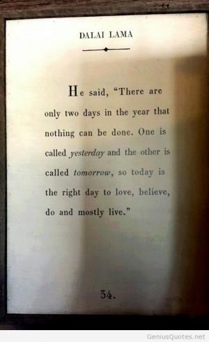Dalai Lama card quote new