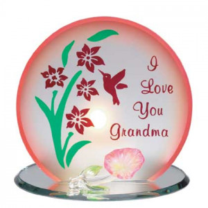 Love You Grandma! Lovely Graphic