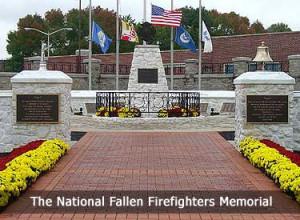 Honoring Fallen Firefighters