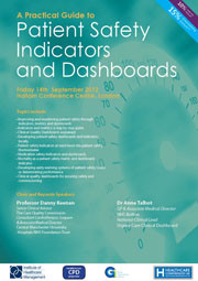 Patient Safety Indicators and Dashboards