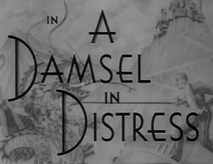 aka 'Demoiselle en détresse')