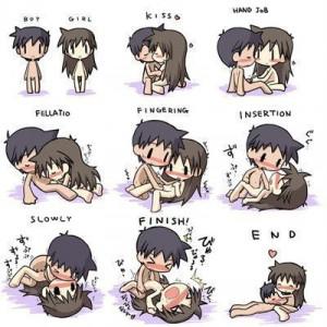 anime, cute, funny, lmfao(:, manga, moe, quote, saying, sex, sweet ...