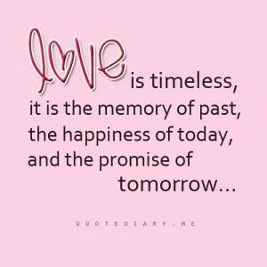 love it love is timeless