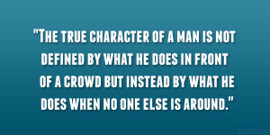 29 Qualities of A Real Man Quotes