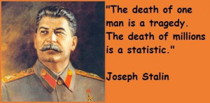 Joseph stalin quotes 5