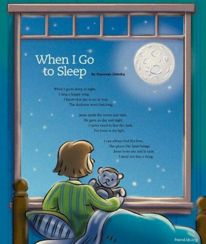 This poem can help children combat fear