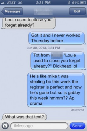 It Happened to Me: I Sent a Text That My Boss is a Dickhead to My Boss