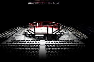 MMA cages and rings for rent