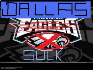 Dallas Cowboys Trash Talk...
