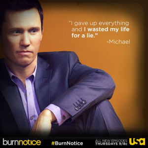 Michael Weston | Burn Notice-The final season