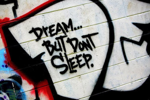 What do you think happens to a dream deferred?