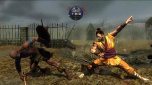 ... pour le jeu vidéo Deadliest Warrior : Ancient Combat sur Xbox 360