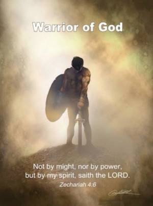 Warrior Angels of God