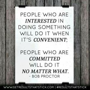 Bob Proctor quote