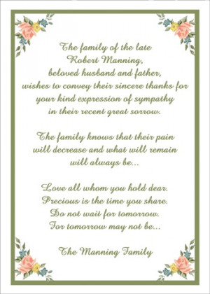 Border Bereavement Sympathy Cards areBecoming Very Popular!
