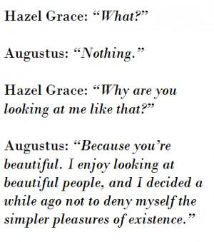 Tfios Quotes Augustus Book boyfriend #4: augustus