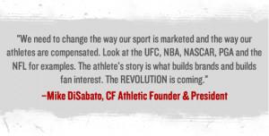 Kyle Dake Cage Fighter Wrestling Shoes Of professional wrestling