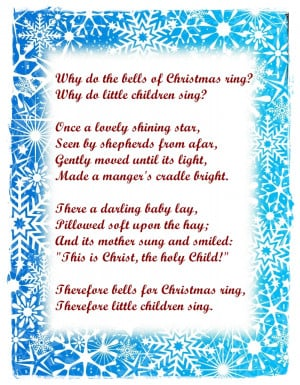 ... poems rhythms for children christmas poetry christmas poems poetry