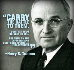 Harry S. Truman Quotes (Images)