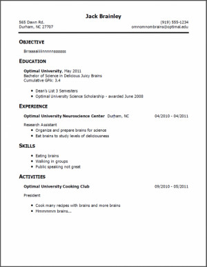 resumes objective for quotes quotesgram
