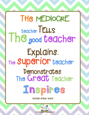 teacher quotes clip art
