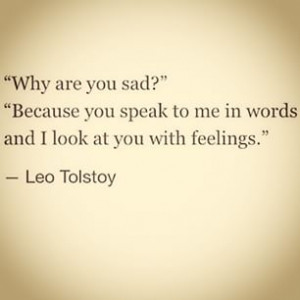 ... Tolstoy #Russian #Literature #quotes #quickquotes #Love #feelings #