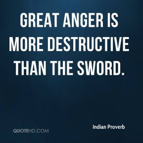 anger is an emotion that is a double edged sword Working with people is a double- edged sword: it can be incredibly rewarding,  but people also can bring out all of our negative emotions œ frustration,  disappointment, anger, shame, resentment, and others yours is a very hard job.