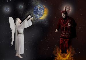 Battle Between Good And Evil The battle between good & evil
