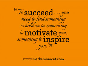 Thought of the day, Quotes for Success