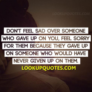 quotes about hurting someone and being sorry