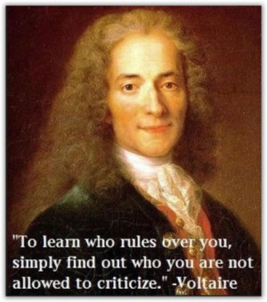 voltaire quotes government