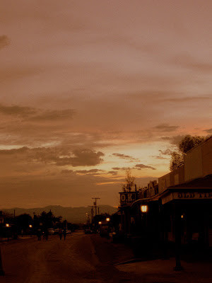the sunset and live in technicolor movies forever and ever