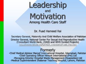 Health Care Staff