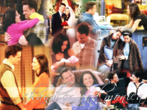 Monica and Chandler Monica & Chandler (Friends)