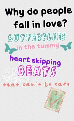 Be still, my heart :)